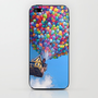 Up House - Disney Pixar iPhone &amp; iPod Skin by Disney Designs | Society6
