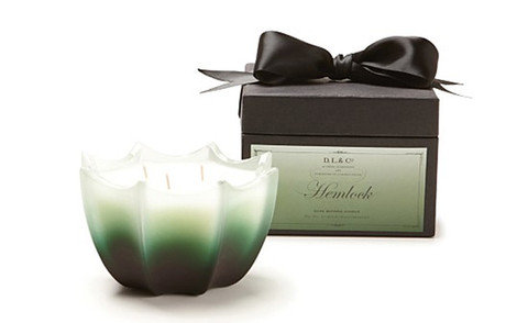 D.L. & Co. Hemlock Candle