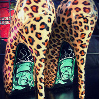 Franky by The Tattoo Shoe