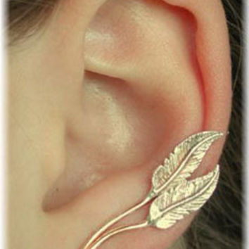 Feather Earring Pins