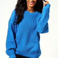 Annie Oversized Vintage Jumper