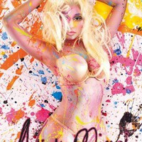 Posters: Nicki Minaj Poster - Starships, Paint (36 x 24 inches)