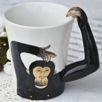 Orangutan Handmade Coffee Mug on Luulla