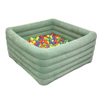 Amazon.com: Abilitations SpaceSAVER Ball Pit - 64 x 64 x 29 - Balls Not Included: Office Products