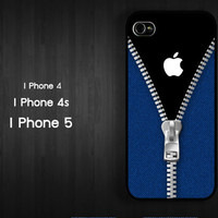 Case iPhone 4 Case iPhone 4s Case iPhone 5 Case zip by 3rdCase