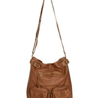 Double Pocket Crossbody Bag | Shop Just Arrived at Wet Seal