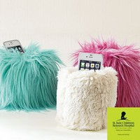 St. Jude&amp;#174; Fur Beanbag Cell Phone Holder