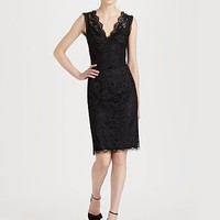 Dolce & Gabbana - Lace Dress - Saks.com