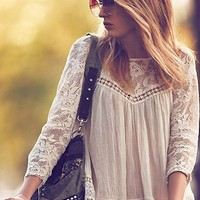 Free People FP ONE Golden Age Top