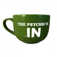Psych The Psychic Is In Mug - USA Store