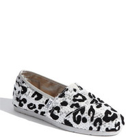 TOMS &#x27;Sequin Leopard Print&#x27; Slip-On (Women) (Nordstrom Exclusive) | Nordstrom