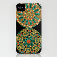 mandala tile no. 1 iPhone Case by LishPix | Society6
