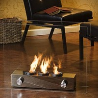 Portable Fireplace - $160 | The Gadget Flow