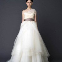 Wedding Dress Bridal Spring 2012 Look 6 - Wedding Dresses - Apparel