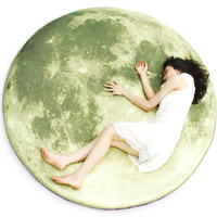 Oversized Full Moon Odyssey Mattress Pillow