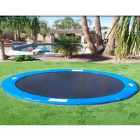 in ground trampoline - MyHomeLookBook