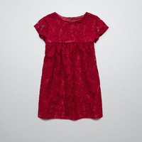 LACE DRESS - Dresses - Girl (2-14 years) - Kids - ZARA United States