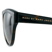 Marc By Marc Jacobs Dark Havana Cat Eye Frame Sunglasses