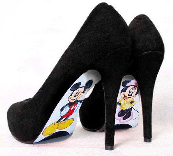mickey mouse high heel shoes 28 images calling all