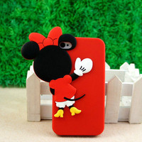 Cute 3D Disney Minnie Mo...