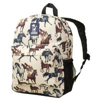 Wildkin Horse Dreams Crackerjack Backpack - Yellow