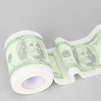 Printed Toilet Paper