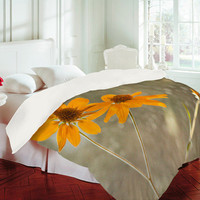 Barbara Sherman Rainy Day Duvet Cover