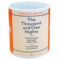 The Thousand and One Nights Penguin Mug
