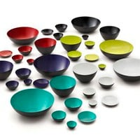 Krenit Bowls by Normann Copenhagen | Design Milk