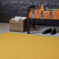 Buy eco-friendly Fez - Gold carpet tile at FLOR