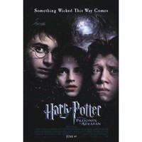 Harry Potter and the Prisoner of Azkaban Poster Movie B 11x17