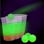 Amazon.com: Glow in the Dark Beer Pong Party Pack #79073: Everything Else