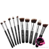 Synthetic Essential Kit 10 Brushes