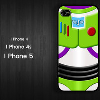 Case iPhone 4 Case iPhone 4s Case iPhone 5 Case idea case toy case toy story case movie parody buzzlightyear
