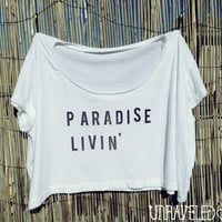 Crop Top PARADISE LIVIN&#x27;