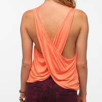 Urban Outfitters - Daydreamer LA Cross Back Tank Top