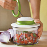 Chef&#x27;n VeggiChop Vegetable Chopper