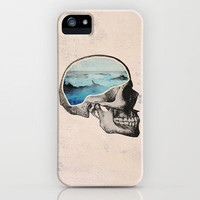 Brain Waves iPhone Case | Print Shop