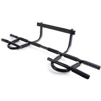 Amazon.com: Heavy Duty Gym Doorway Chin-up Pull-up Bar - Extreme Workout - With NEW Door Frame protection FEATURE: Sports & Outdoors