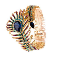 Pree Brulee - Persian Royal Peacock Bracelet