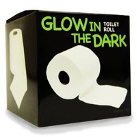 Amazon.com: Glow in the Dark Toilet Paper: Home &amp; Kitchen