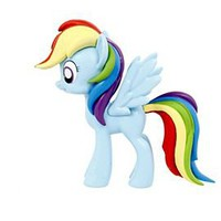 My Little Pony Rainbow Dash Vinyl Figure - 144781
