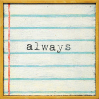 Little Art Print - Always