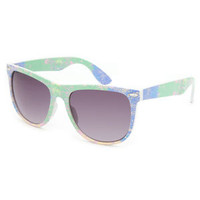 FULL TILT Monet Pastel Classic Sunglasses 207850952 | Sunglasses | Tillys.com