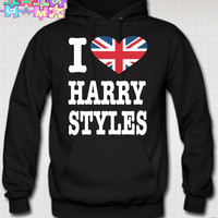 I LOVE harry styles HOOD...