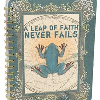 PAPAYA! Art Leap of Faith Spiral Notebook - What&#x27;s New