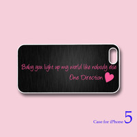 One Direction- Iphone 5 Case ,Iphon.. on Luulla