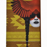 SharpShirter.com - Cardinal Warrior iPhone 4 &amp; 4s Case - Graphic t-shirts, hoodies, dresses, and iPhone cases with cool and funny custom designs