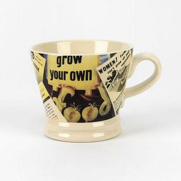 Grow Your Own mug : Welcome to the Imperial War Museum Online Shop
