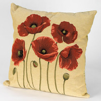 Poppy cushion : Welcome to the Imperial War Museum Online Shop
